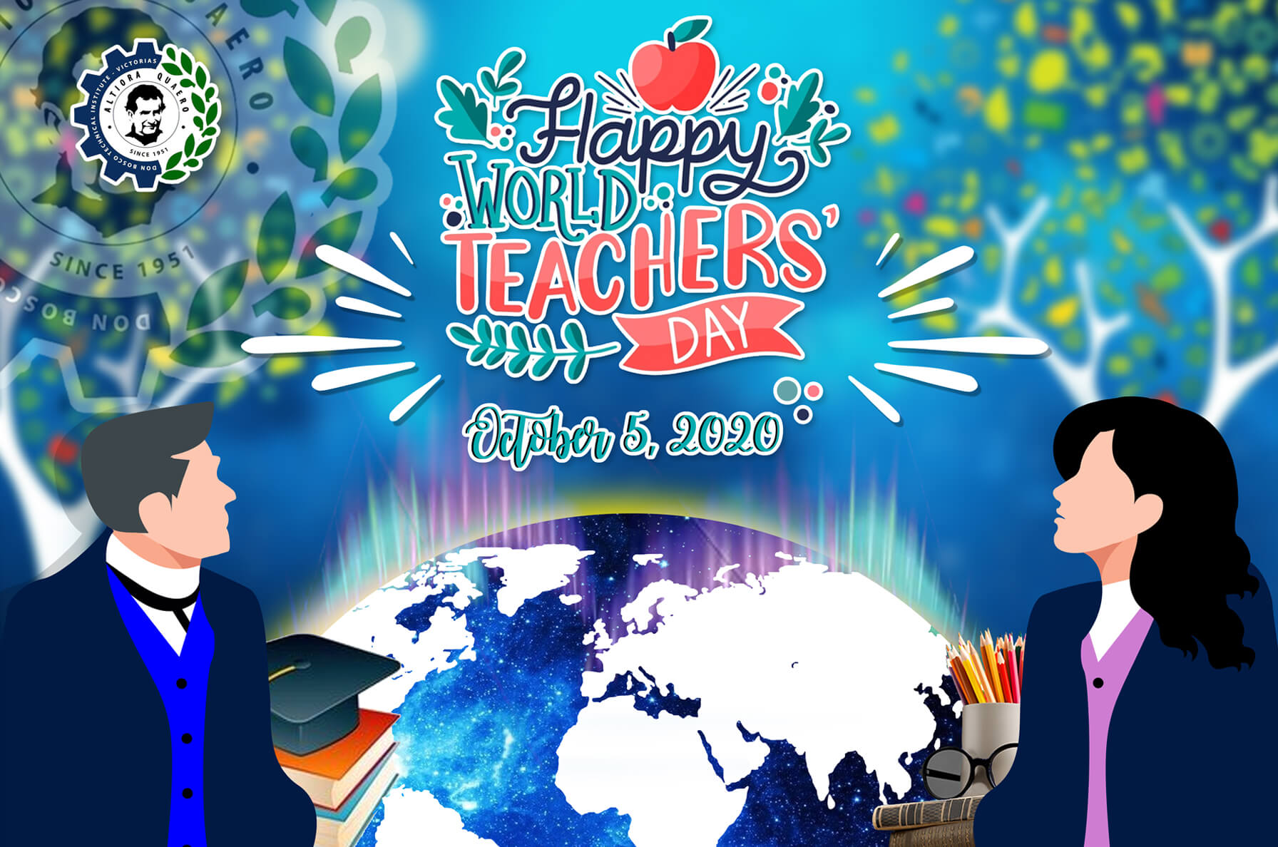 TEACHER'S DAY CELEBRATION 2020